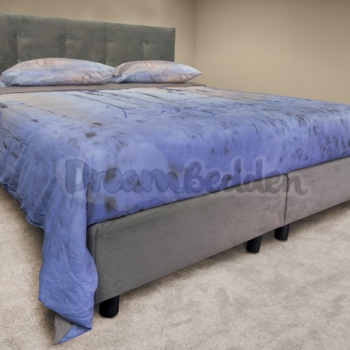 Boxspring Miami Velours