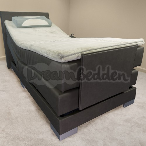 Boxspring Cardiff 1-Pers. (elektrisch)